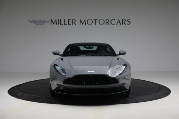 New 2021 Aston Martin DB11 V8 for sale $235,986 at Aston Martin of Greenwich in Greenwich CT 06830 11