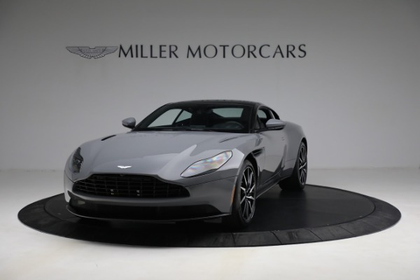 New 2021 Aston Martin DB11 V8 for sale $235,986 at Aston Martin of Greenwich in Greenwich CT 06830 12