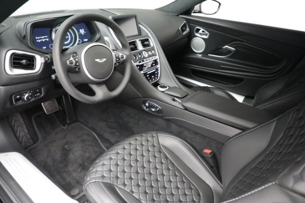 New 2021 Aston Martin DB11 V8 for sale $235,986 at Aston Martin of Greenwich in Greenwich CT 06830 13