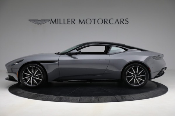 New 2021 Aston Martin DB11 V8 for sale $235,986 at Aston Martin of Greenwich in Greenwich CT 06830 2
