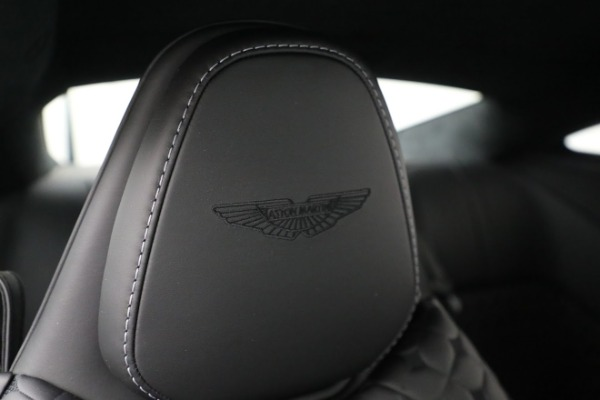 New 2021 Aston Martin DB11 V8 for sale $235,986 at Aston Martin of Greenwich in Greenwich CT 06830 20