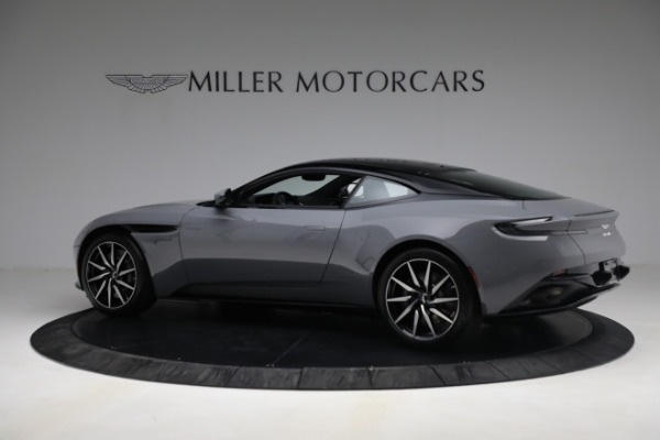 New 2021 Aston Martin DB11 V8 for sale $235,986 at Aston Martin of Greenwich in Greenwich CT 06830 3