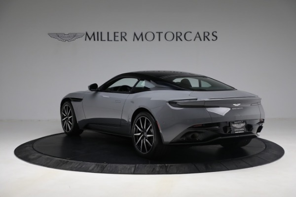 New 2021 Aston Martin DB11 V8 for sale $235,986 at Aston Martin of Greenwich in Greenwich CT 06830 4