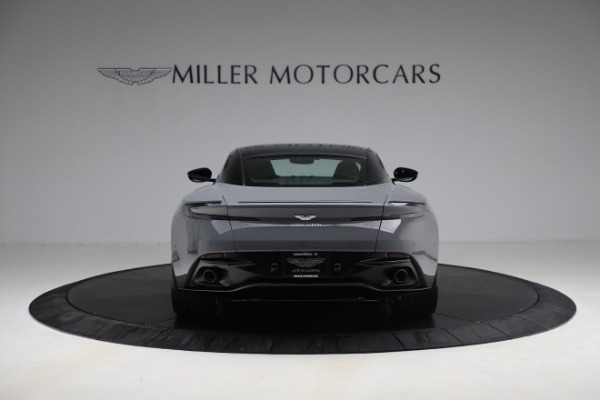 New 2021 Aston Martin DB11 V8 for sale $235,986 at Aston Martin of Greenwich in Greenwich CT 06830 5