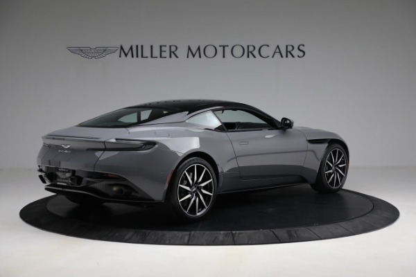 New 2021 Aston Martin DB11 V8 for sale $235,986 at Aston Martin of Greenwich in Greenwich CT 06830 7