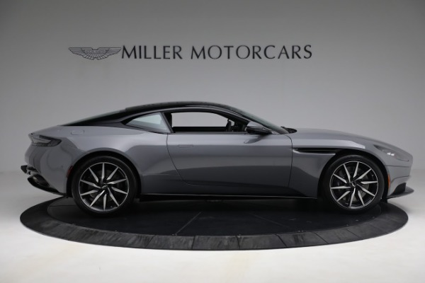 New 2021 Aston Martin DB11 V8 for sale $235,986 at Aston Martin of Greenwich in Greenwich CT 06830 8