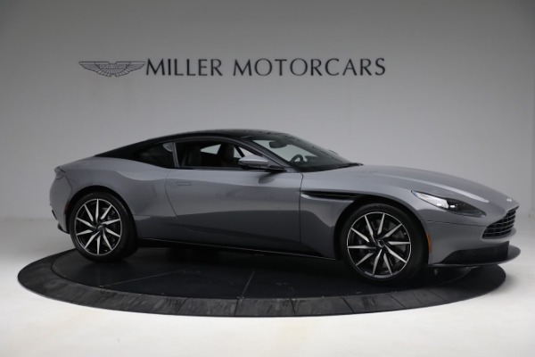 New 2021 Aston Martin DB11 V8 for sale $235,986 at Aston Martin of Greenwich in Greenwich CT 06830 9