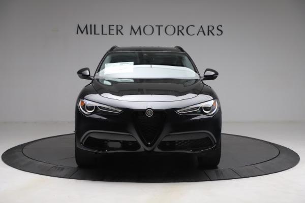 New 2021 Alfa Romeo Stelvio Ti for sale Sold at Aston Martin of Greenwich in Greenwich CT 06830 12