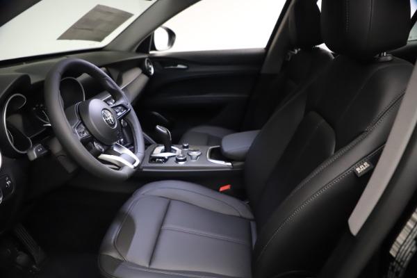New 2021 Alfa Romeo Stelvio Ti for sale Sold at Aston Martin of Greenwich in Greenwich CT 06830 13