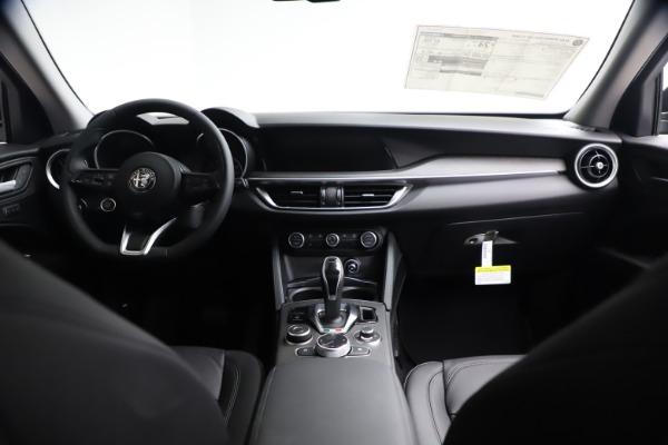 New 2021 Alfa Romeo Stelvio Ti for sale Sold at Aston Martin of Greenwich in Greenwich CT 06830 15