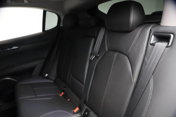 New 2021 Alfa Romeo Stelvio Ti for sale Sold at Aston Martin of Greenwich in Greenwich CT 06830 18