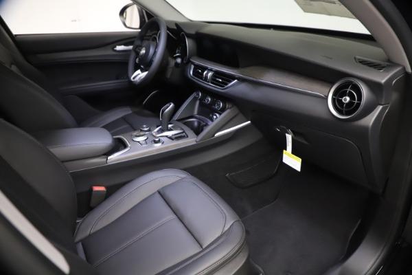 New 2021 Alfa Romeo Stelvio Ti for sale Sold at Aston Martin of Greenwich in Greenwich CT 06830 19