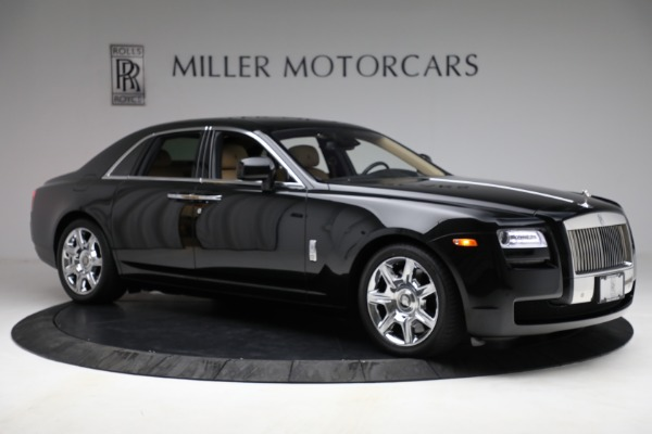 Used 2011 Rolls-Royce Ghost for sale Call for price at Aston Martin of Greenwich in Greenwich CT 06830 10