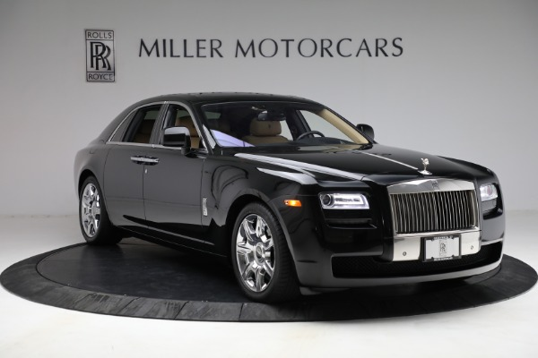 Used 2011 Rolls-Royce Ghost for sale Call for price at Aston Martin of Greenwich in Greenwich CT 06830 11