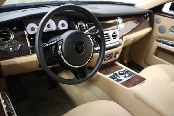 Used 2011 Rolls-Royce Ghost for sale Call for price at Aston Martin of Greenwich in Greenwich CT 06830 12