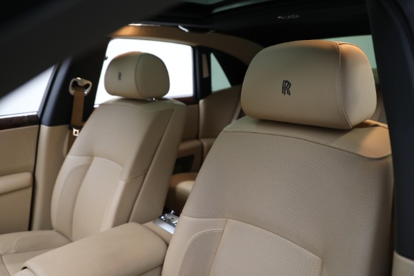 Used 2011 Rolls-Royce Ghost for sale Call for price at Aston Martin of Greenwich in Greenwich CT 06830 14