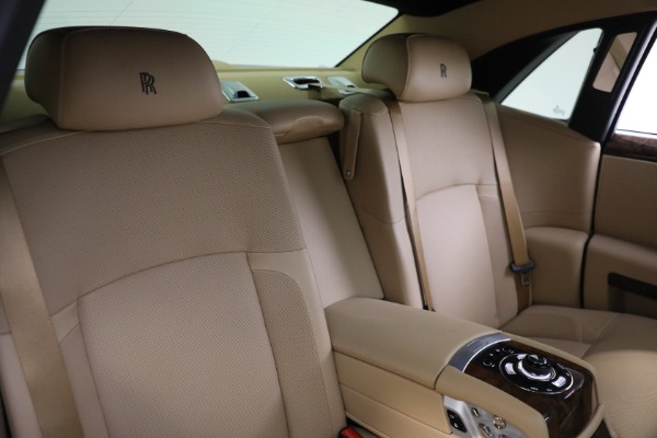Used 2011 Rolls-Royce Ghost for sale Call for price at Aston Martin of Greenwich in Greenwich CT 06830 17