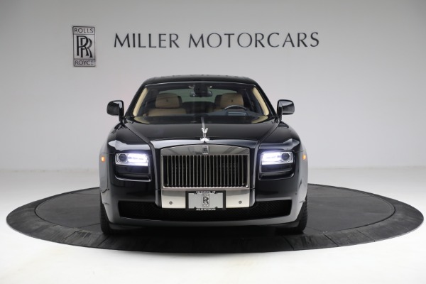 Used 2011 Rolls-Royce Ghost for sale Call for price at Aston Martin of Greenwich in Greenwich CT 06830 2