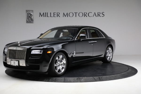 Used 2011 Rolls-Royce Ghost for sale Call for price at Aston Martin of Greenwich in Greenwich CT 06830 3