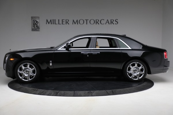 Used 2011 Rolls-Royce Ghost for sale Call for price at Aston Martin of Greenwich in Greenwich CT 06830 4