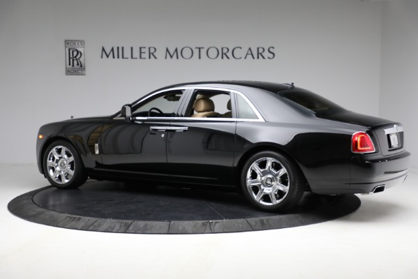 Used 2011 Rolls-Royce Ghost for sale Call for price at Aston Martin of Greenwich in Greenwich CT 06830 5