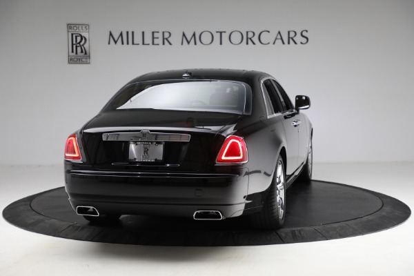 Used 2011 Rolls-Royce Ghost for sale Call for price at Aston Martin of Greenwich in Greenwich CT 06830 7