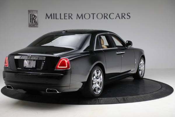 Used 2011 Rolls-Royce Ghost for sale Call for price at Aston Martin of Greenwich in Greenwich CT 06830 8