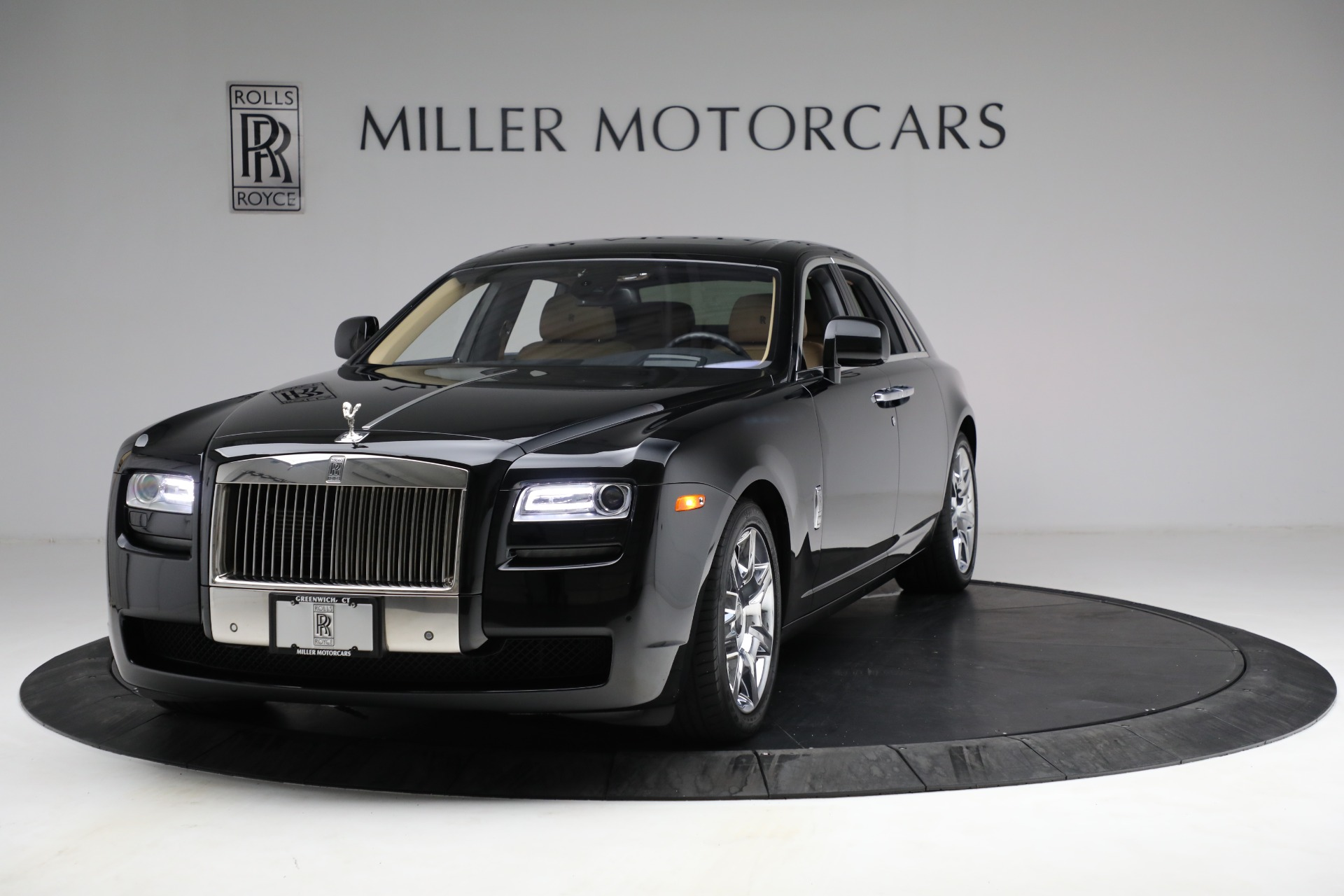 Used 2011 Rolls-Royce Ghost for sale Call for price at Aston Martin of Greenwich in Greenwich CT 06830 1