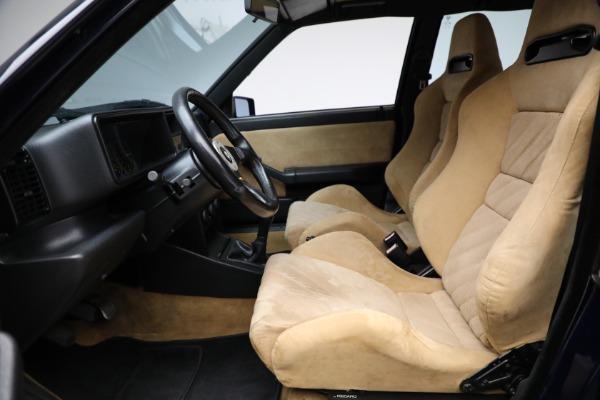Used 1994 Lancia Delta Integrale Evo II for sale $105,900 at Aston Martin of Greenwich in Greenwich CT 06830 14