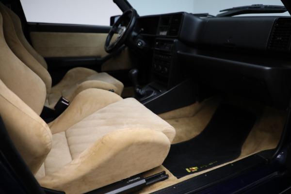 Used 1994 Lancia Delta Integrale Evo II for sale $105,900 at Aston Martin of Greenwich in Greenwich CT 06830 18