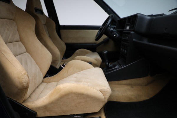 Used 1994 Lancia Delta Integrale Evo II for sale $105,900 at Aston Martin of Greenwich in Greenwich CT 06830 19
