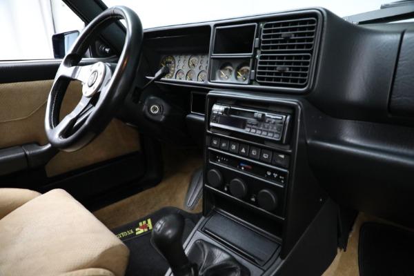 Used 1994 Lancia Delta Integrale Evo II for sale $105,900 at Aston Martin of Greenwich in Greenwich CT 06830 23