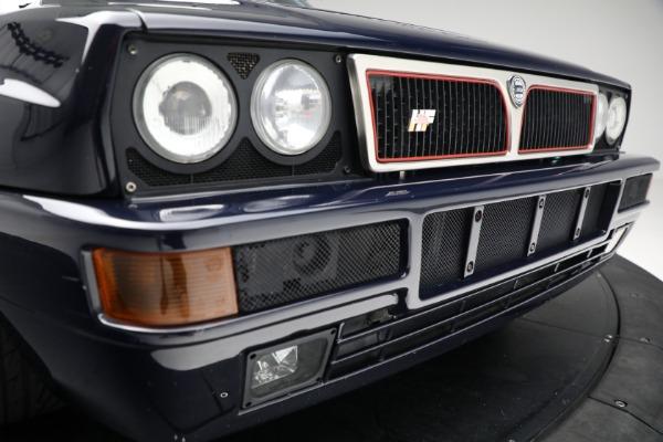 Used 1994 Lancia Delta Integrale Evo II for sale $105,900 at Aston Martin of Greenwich in Greenwich CT 06830 27