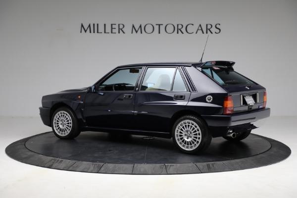 Used 1994 Lancia Delta Integrale Evo II for sale $105,900 at Aston Martin of Greenwich in Greenwich CT 06830 4