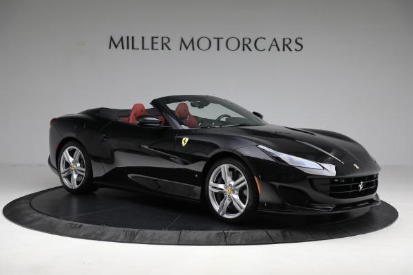 Used 2019 Ferrari Portofino for sale $249,900 at Aston Martin of Greenwich in Greenwich CT 06830 10