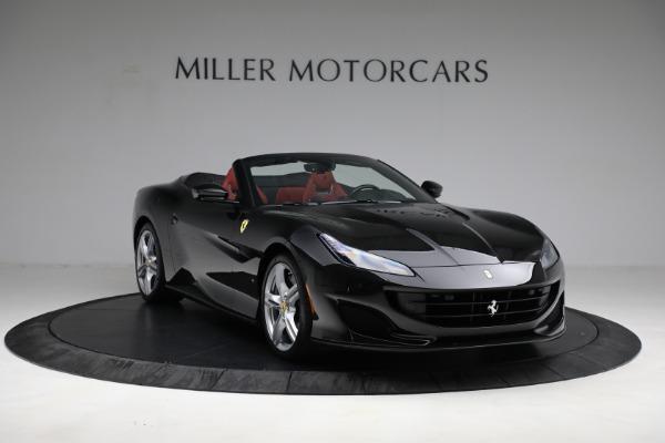 Used 2019 Ferrari Portofino for sale $249,900 at Aston Martin of Greenwich in Greenwich CT 06830 11
