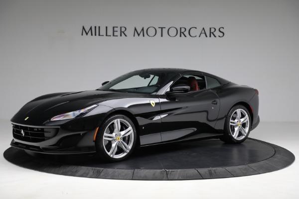 Used 2019 Ferrari Portofino for sale $249,900 at Aston Martin of Greenwich in Greenwich CT 06830 14