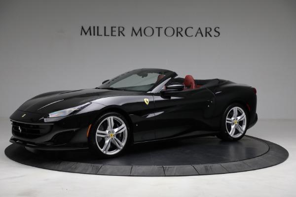 Used 2019 Ferrari Portofino for sale $249,900 at Aston Martin of Greenwich in Greenwich CT 06830 2