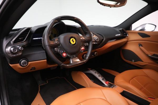 Used 2018 Ferrari 488 GTB for sale Sold at Aston Martin of Greenwich in Greenwich CT 06830 13