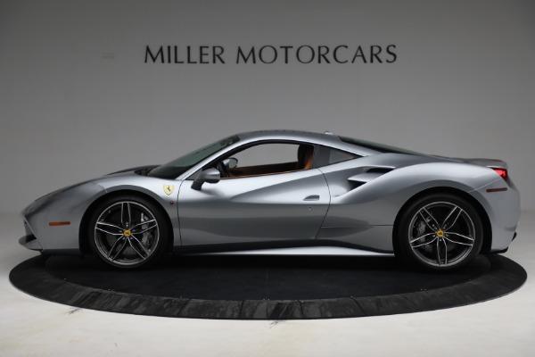 Used 2018 Ferrari 488 GTB for sale Sold at Aston Martin of Greenwich in Greenwich CT 06830 3
