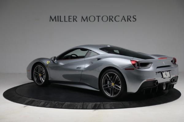 Used 2018 Ferrari 488 GTB for sale Sold at Aston Martin of Greenwich in Greenwich CT 06830 4