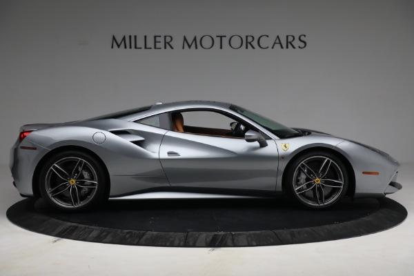 Used 2018 Ferrari 488 GTB for sale Sold at Aston Martin of Greenwich in Greenwich CT 06830 9