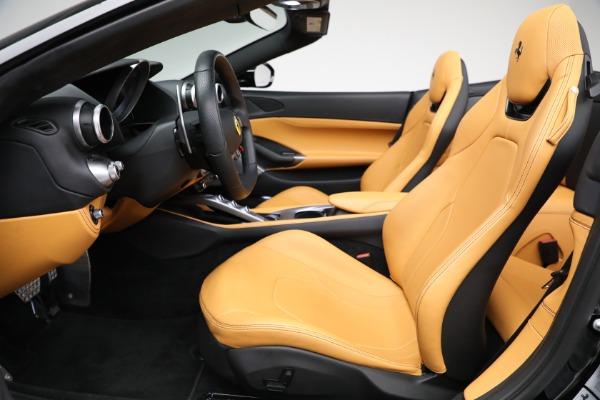 Used 2019 Ferrari Portofino for sale $231,900 at Aston Martin of Greenwich in Greenwich CT 06830 18