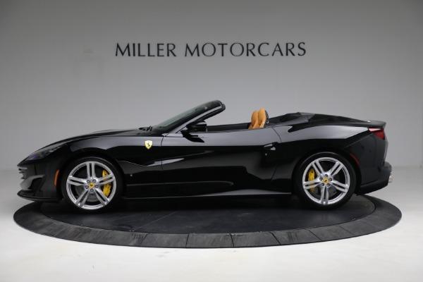 Used 2019 Ferrari Portofino for sale $231,900 at Aston Martin of Greenwich in Greenwich CT 06830 3