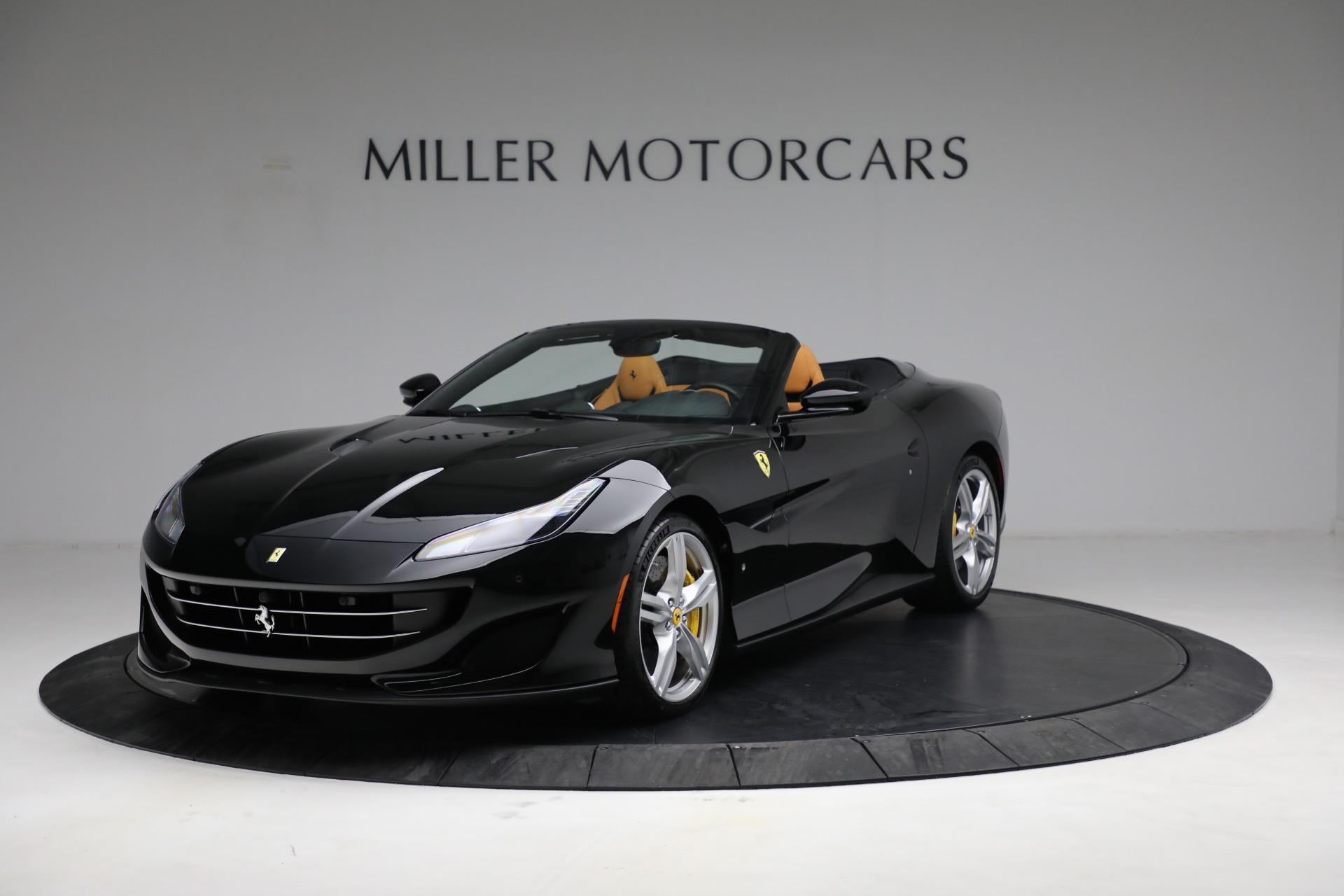 Used 2019 Ferrari Portofino for sale $231,900 at Aston Martin of Greenwich in Greenwich CT 06830 1