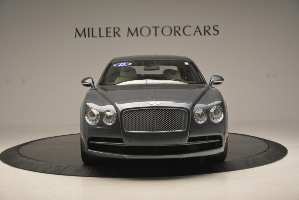 Used 2015 Bentley Flying Spur V8 for sale Sold at Aston Martin of Greenwich in Greenwich CT 06830 13