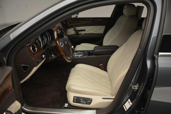 Used 2015 Bentley Flying Spur V8 for sale Sold at Aston Martin of Greenwich in Greenwich CT 06830 23