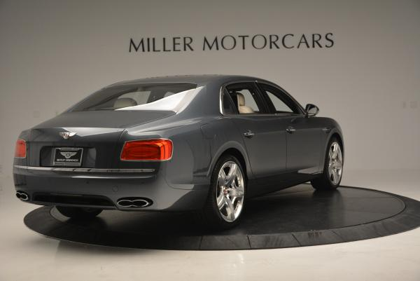 Used 2015 Bentley Flying Spur V8 for sale Sold at Aston Martin of Greenwich in Greenwich CT 06830 8