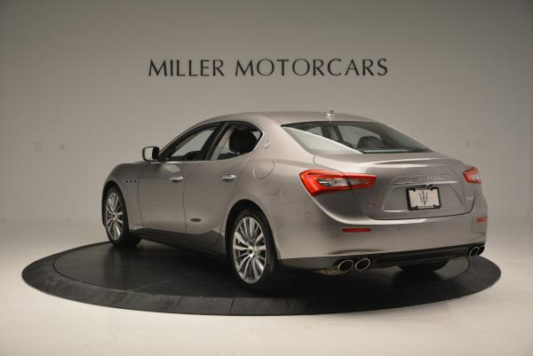 New 2016 Maserati Ghibli S Q4 for sale Sold at Aston Martin of Greenwich in Greenwich CT 06830 5