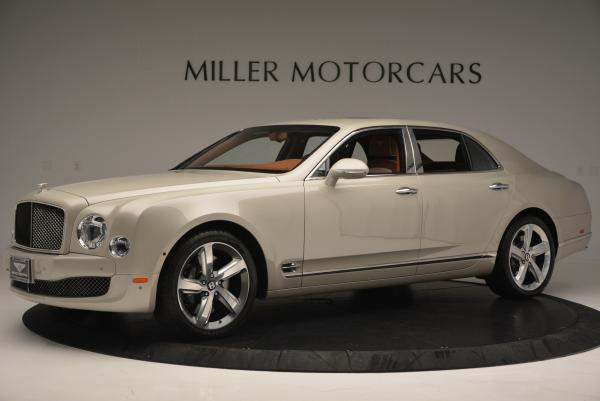 Used 2016 Bentley Mulsanne Speed for sale Sold at Aston Martin of Greenwich in Greenwich CT 06830 2